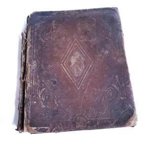 Antique | 1800s Davenport Family Bible